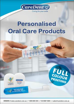 Personalised Oral Care Products Brochure