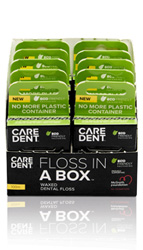 Floss In A Box Nylon Floss 100m