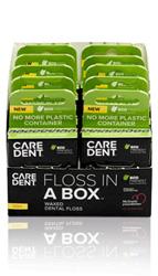Floss In A Box Nylon Floss 100m (10/Box)