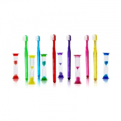 Sparkle Kids Toothbrush with Timer - Click for more info