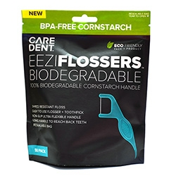 EeziFlossers Biodegradable