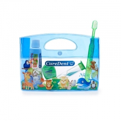 Oral Care Kids Kit Animal Pack